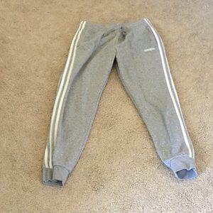 Adidas pants: Size Medium
